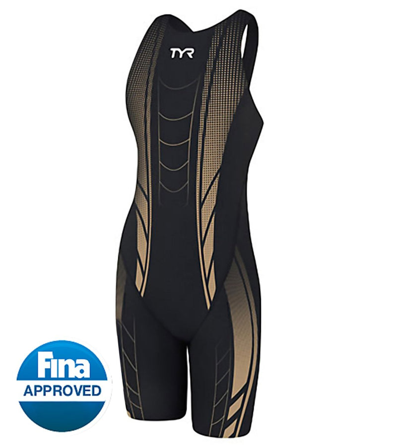 TYR AP12 Women's Credere Compression High Back Speed Suit (Size 24) - K&B Sportswear