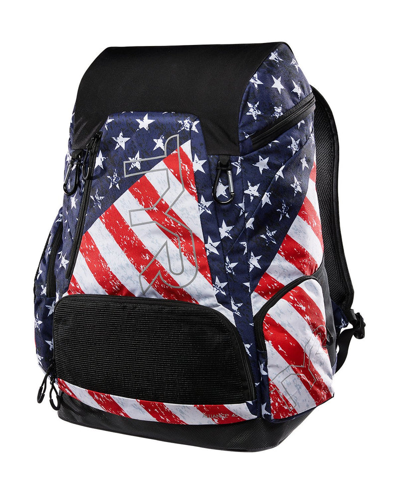 TYR Alliance Star Spangled Backpack - K&B Sportswear