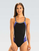 Dolfin Women's Reliance Color Block DBX Back