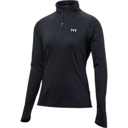 TYR Women's Alliance 1/4 Zip Pullover with Team Logo and YMCA Logo - SSYS - K&B Sportswear