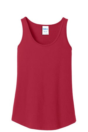 Team Tank with logo on chest (Ladies)