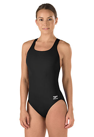 Speedo Women's Endurance+ Solid Super Proback