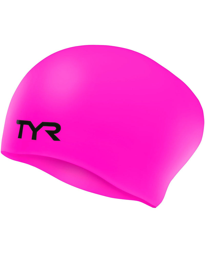 TYR Long Hair Wrinkle-Free Silicone Youth - K&B Sportswear