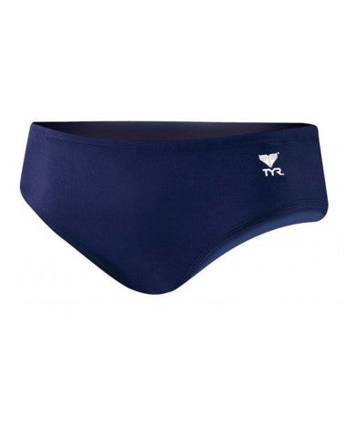 TYReco Men's Solid Racer Swimsuit