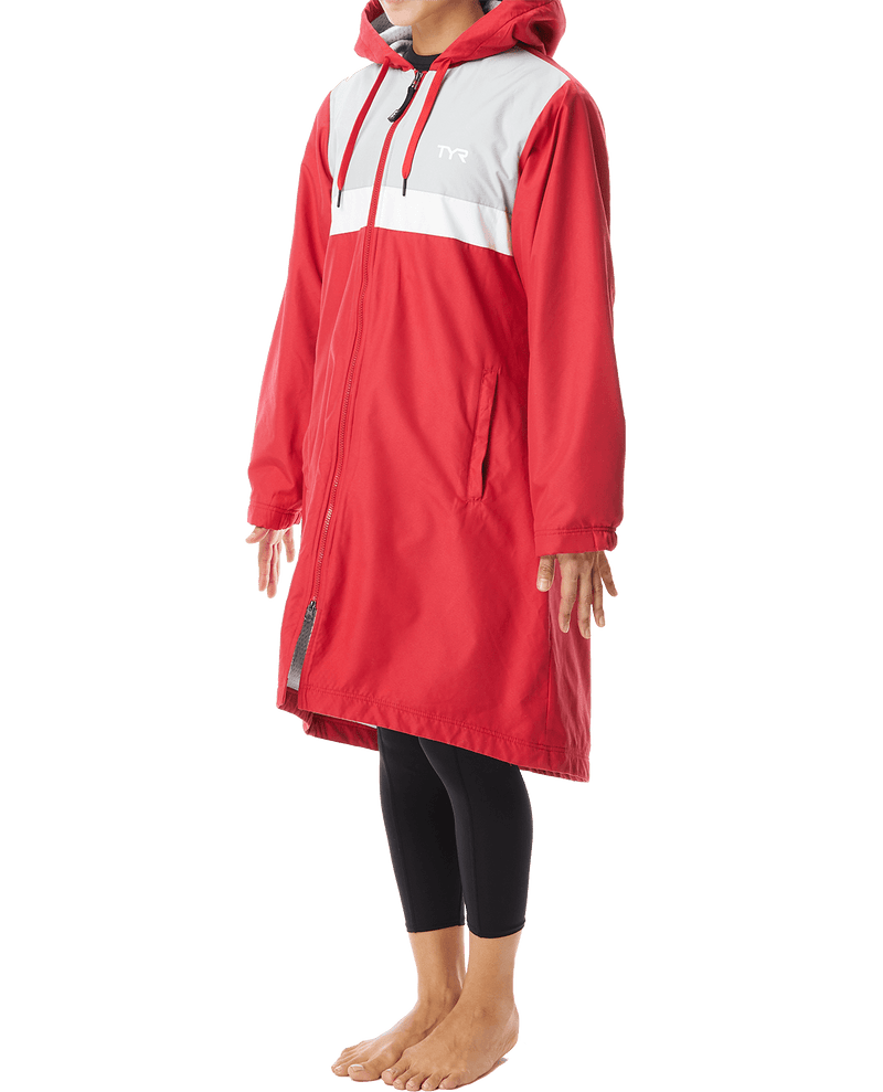 TYR Women's Alliance Podium Parka - K&B Sportswear