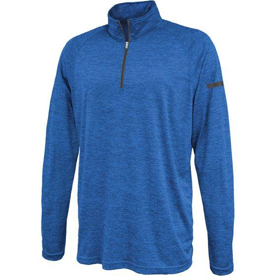 Pennant Stratos Royal 1/4 Zip Pullover with Logo and Personalization - Weymouth - K&B Sportswear