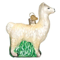 Old World Christmas - Llama Ornament