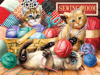 Kitties Fun Time 500 Piece Puzzle