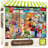 Shopkeepers - Lucy's First Pet 750 Piece Puzzle