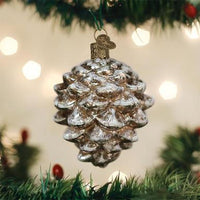 Old World Christmas - Vintage Pinecone Ornament