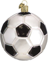 Old World Christmas - Soccer Ball Ornament