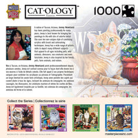 Cat-ology - Blossom 1000 Piece Puzzle
