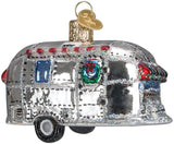 Old World Christmas - Vintage Trailer Ornament