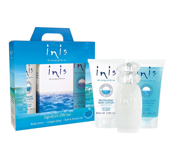 Inis - the Energy of the Sea - Signature Gift Set