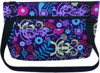 Snapster Snap On Tote Bag - Jubilee Flourish