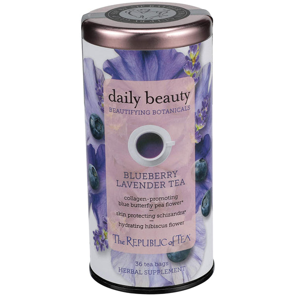 Republic of Tea - Beautifying Botanicals Daily Beauty Tea (36 Bags)