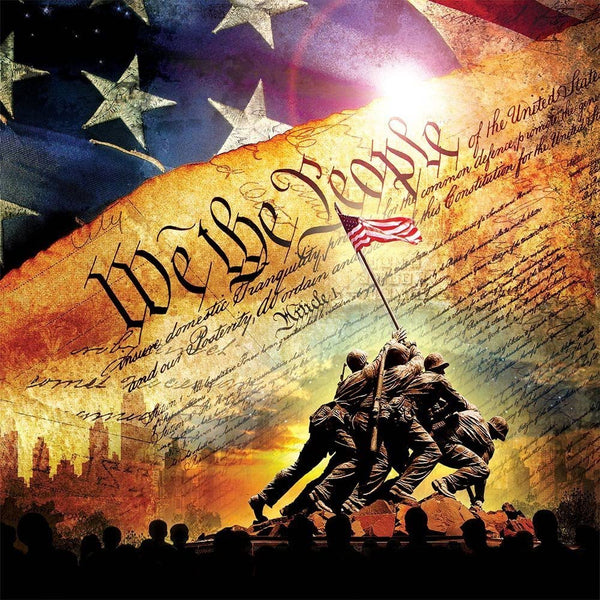 The Constitution 1000 Piece Puzzle