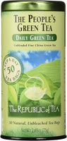 Republic of Tea - The People's Green Tea (50 Bags)