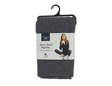 Britt's Knits® Basics  Fleece-Lined Leggings - Gray