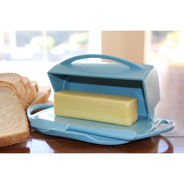 Butterie - The Butter Dish, Reinvented -  Light Blue