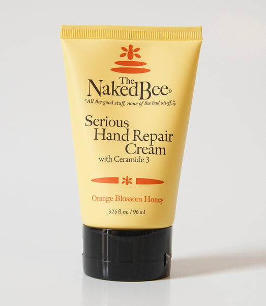 The Naked Bee Serious Repair Hand Cream Orange Blossom