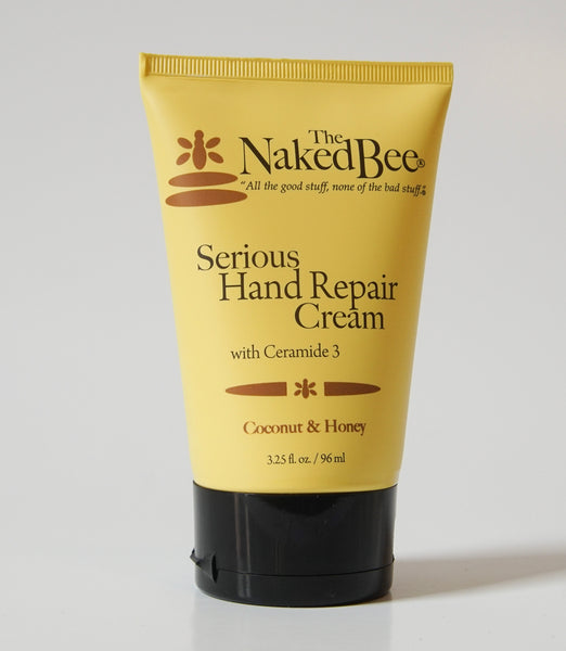 The Naked Bee Serious Repair Hand Cream Coconut & Honey
