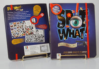 Spot What Seek and Find Book