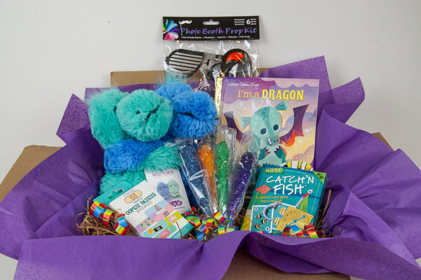 Large Kid's Care Package Gift Set - Like a BIG hug in a box!