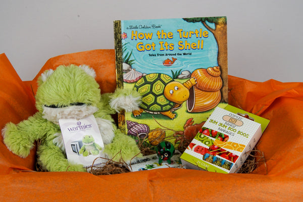 Kid's Care Package Gift Set - Like a hug in a box!