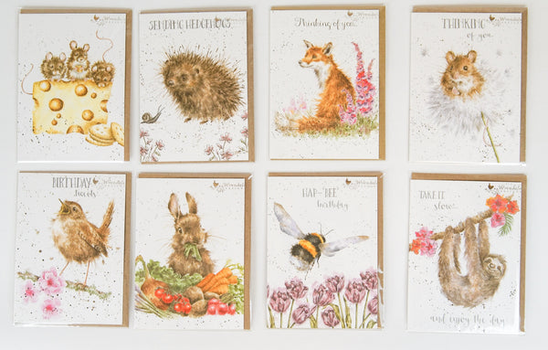 Wrendale Card Selection