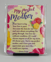 "Blue Mountain Arts ""My Perfect Mother"" Magnet/Plaque"