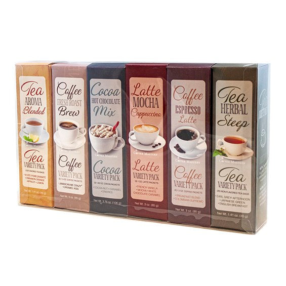Coffee Masters - Family Variety Pack