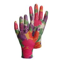 Garden Works® Floral Infusion Garden Gloves