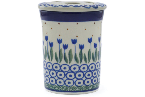 Polish Pottery - Toothbrush Holder