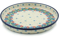 Polish Pottery - Cookie Platter