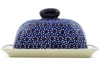 Polish Pottery - Butter Dish