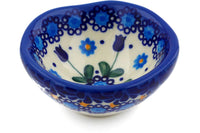 Polish Pottery - Fluted Bowl