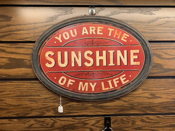 You are the sunshine of my life - SALE Last one