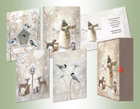 Woodland Wonders Christmas Card