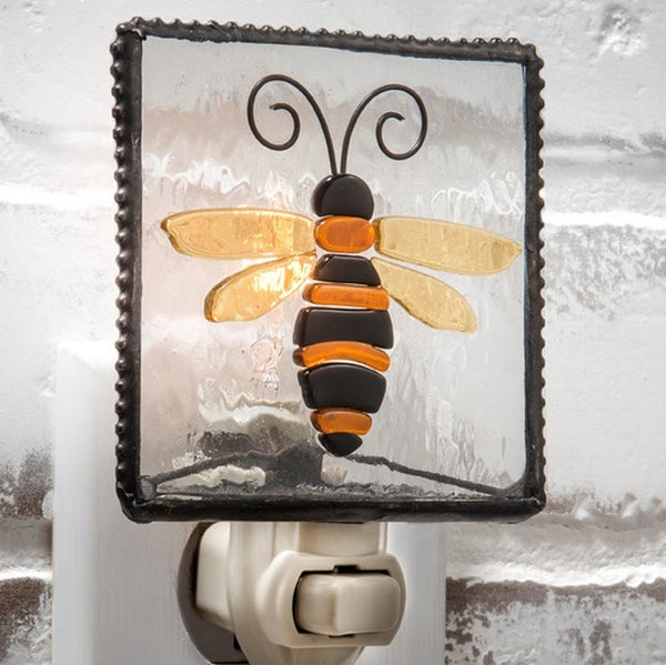 J. Devlin Night Light - Bee