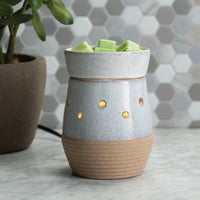 Rustic White Illumination Home Fragrance Wax Melter