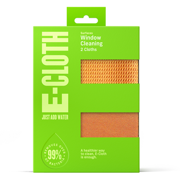 e-cloth - Window Cleaning - 2 Cloths