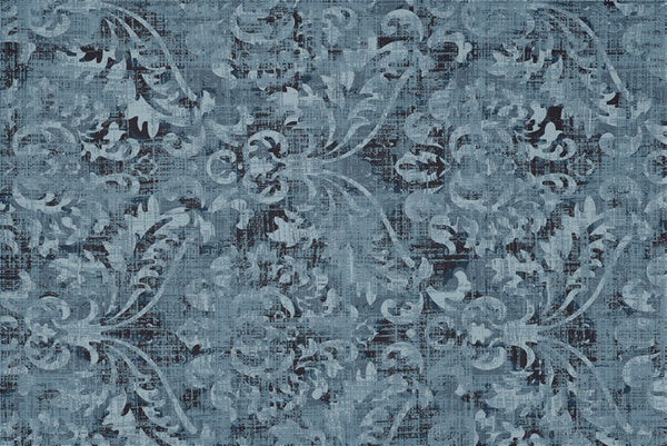 SoftWoven™ Glamour Deep Blue Rug