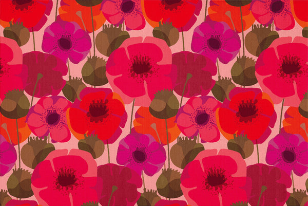 SoftWoven™ Poppy Profusion Rug