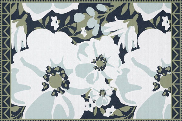 SoftWoven™ Signature Contempo Floral Rug
