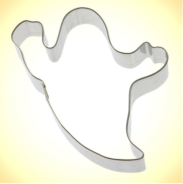 Handmade Cookie Cutters - Spooky Ghost