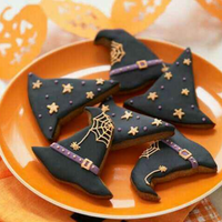 Handmade Cookie Cutters - Witch's or Wizard's Hat