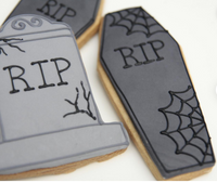 Handmade Cookie Cutters - Coffin