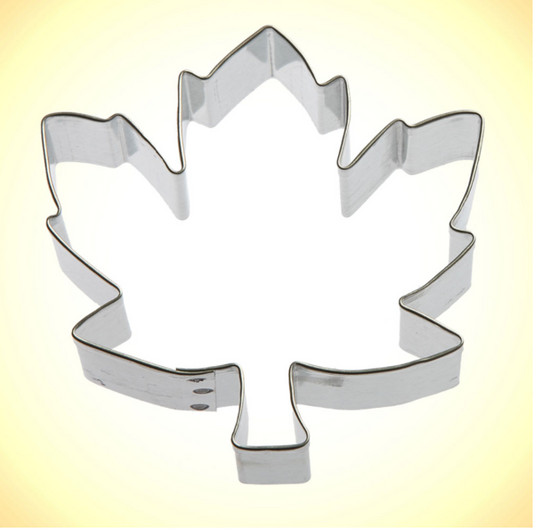 Handmade Cookie Cutters - Sugar Maple Leaf
