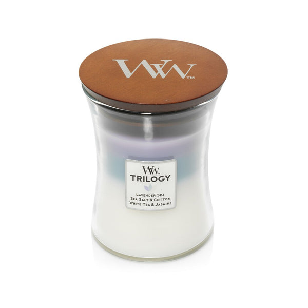 Woodwick Candle -  Trilogy